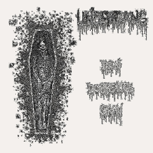 """Undergang - """"Den dobbelte grav"""" EP (Black vinyl - second pressing)"""