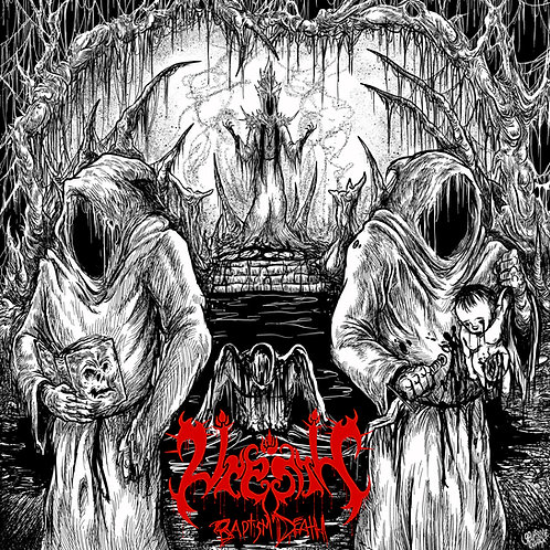 Vrenth - Baptism Death CD