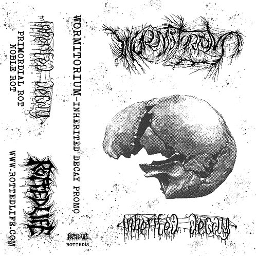 Wormitorium - Inherited Decay Promo CS