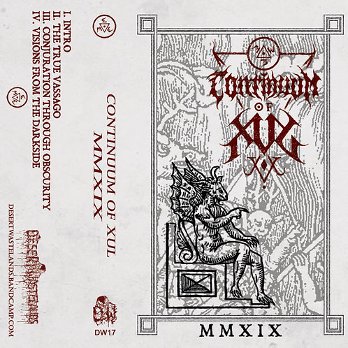 Continuum Of Xul - MMXIX CS