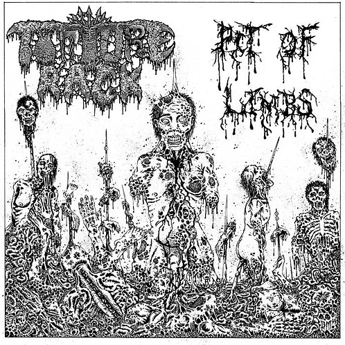 Torture Rack - Pit of Limbs 7""