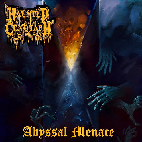 Haunted Cenotaph - Abyssal Menace CD