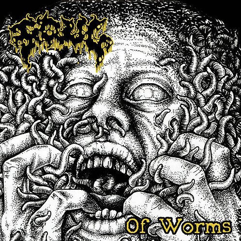 Foul - Of Worms CDEP