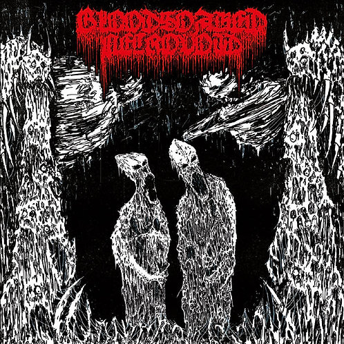 Bloodsoaked Necrovoid - The Apocryphal Paths Of The Ancient....CD
