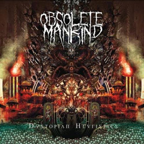 Obsolete Mankind - Dystopian Heuristics CD