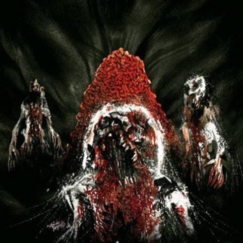 Nekrofilth - Worm Ritual LP (Green/Black Vinyl)