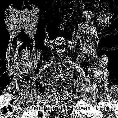 Morbid Messiah - Demoniac Paroxysm CS