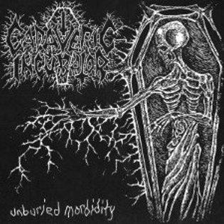 "Cadaveric Incubator - Unburied Morbidity 12"" LP"