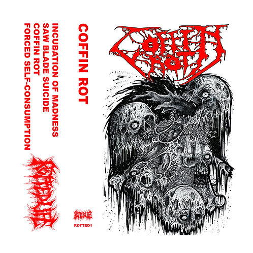Coffin Rot - S/T Demo CS