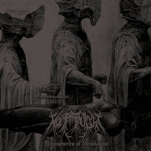 Noctambulist - Atmospheres of Desolation LP