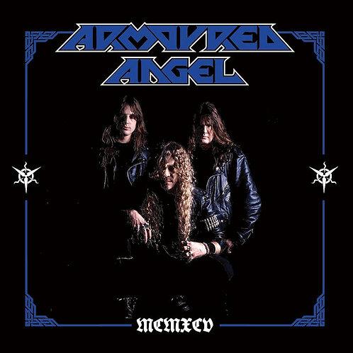 Armoured Angel - MCMXCV Demo mLP (Blue Vinyl)