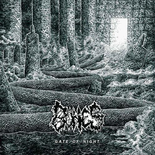 "Bones - Gate of Night 12"" EP"