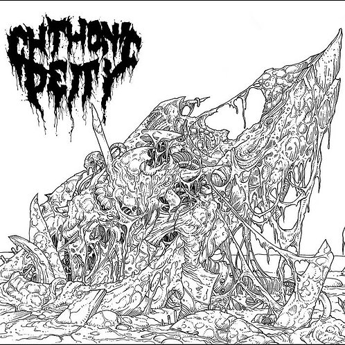 Chthonic Deity - Reassembled in Pain + 2 CD