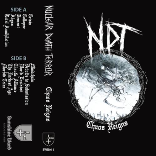 Nuclear Death Terror - Chaos Reigns CS