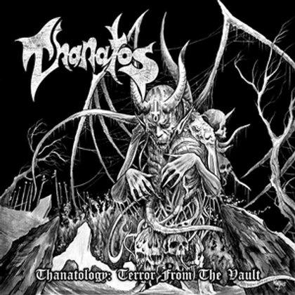 Thanatos - Thanatology: Terror from the Vault 2CD