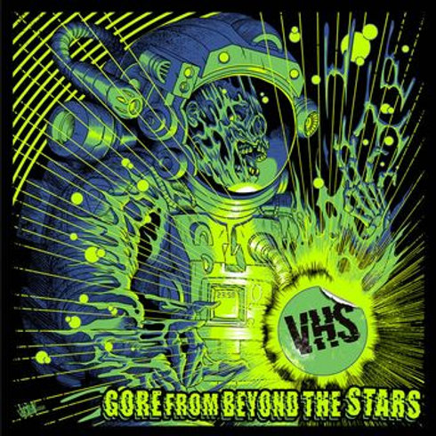 VHS - Gore From Beyond the Stars CD
