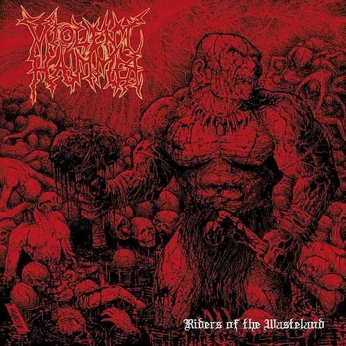 Violent Hammer- Riders of the Wasteland LP