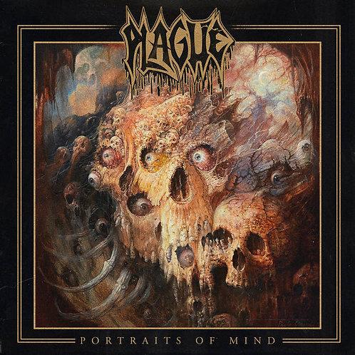 Plague - Portraits of Mind CD