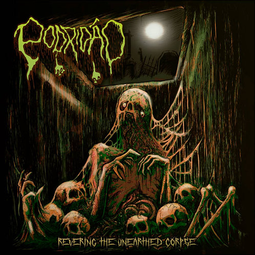 Podridão - Revering The Unearthed Corpse CS