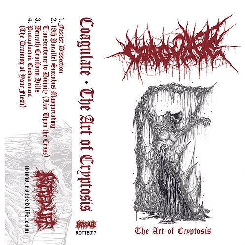 Coagulate - The Art of Cryptosis CS (Blood Red Edition)