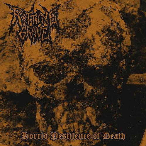 Rotting Grave - Horrid Pestilence of Death CDEP