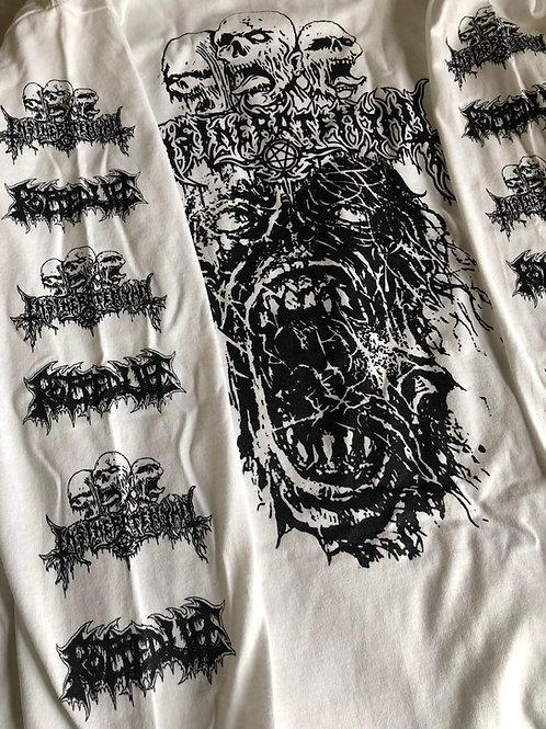 Insineratehymn - Double Sided Long Sleeves (Medium)