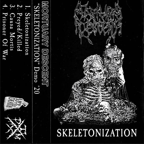 Mortuary Descent - Skeletonization CS