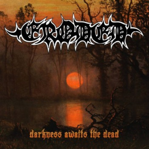 Eroded - Darkness Awaits the Dead CD