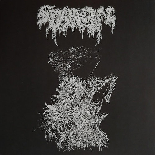 "Spectral Voice - ""Necrotic Demos + bonus EP"" LP + 7"" EP (Black vinyl)"