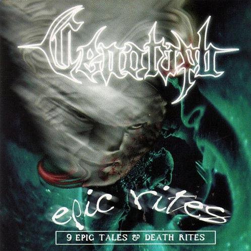 Cenotaph (MX) - Epic Rites ((9 Epic Tales & Death Rites) CD