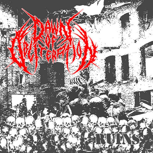 """Dawn of Obliteration - Ruins 12"""" mLP"""