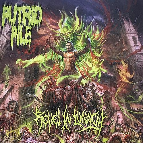 Putrid Pile - Revel in Lunacy CD