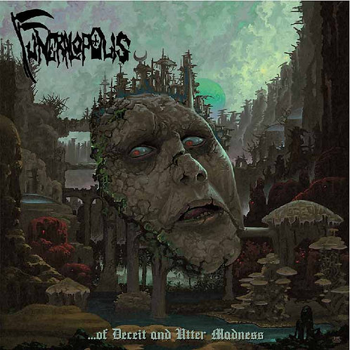 Funeralopolis - ..Of Deceit and Utter Madness CD