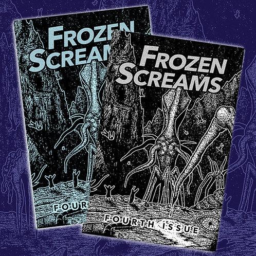 Frozen Screams - Vol. IV Zine