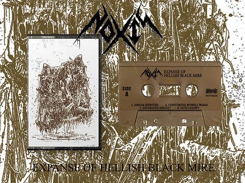 Noxis - Expanse of Hellish Black Mire Cassette (Gold Edition)