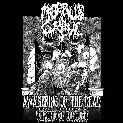 Morbus Grave – Awakening of the Dead + Throne of Disgust CD
