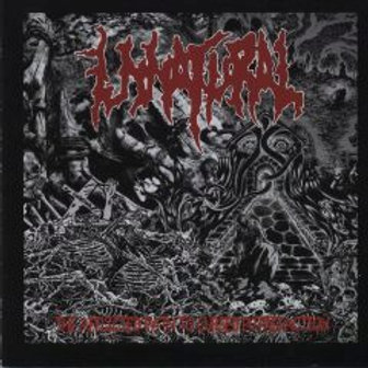 Unnatural - The Afflicted Path to Cursed Putrefaction CD