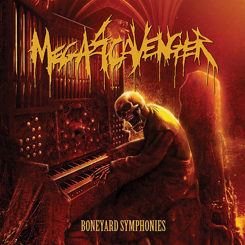 Megascavenger - Boneyard Symphonies CD