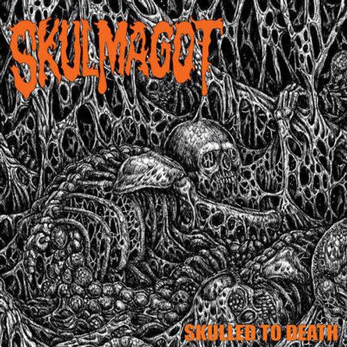 Skulmagot - Skulled to Death CD