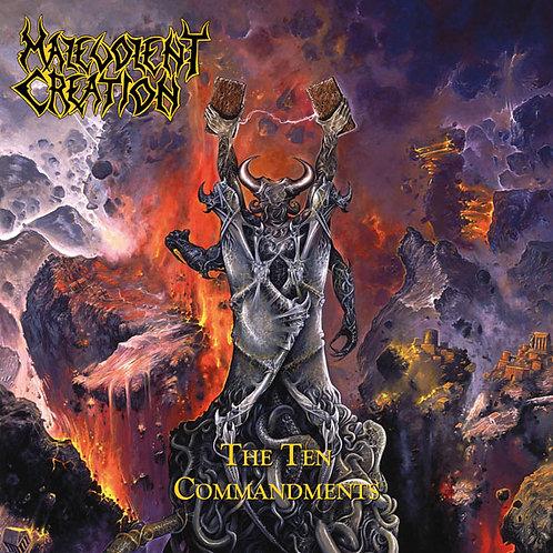 Malevolent Creation - The Ten Commandments LP