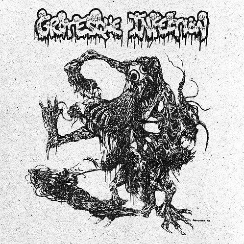 Grotesque Infection -  Consumption of Human Feces LP