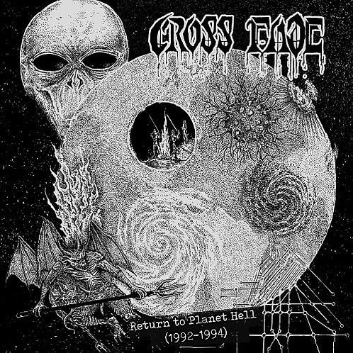Cross Fade - Return to Planet Hell (1992-1994) CD