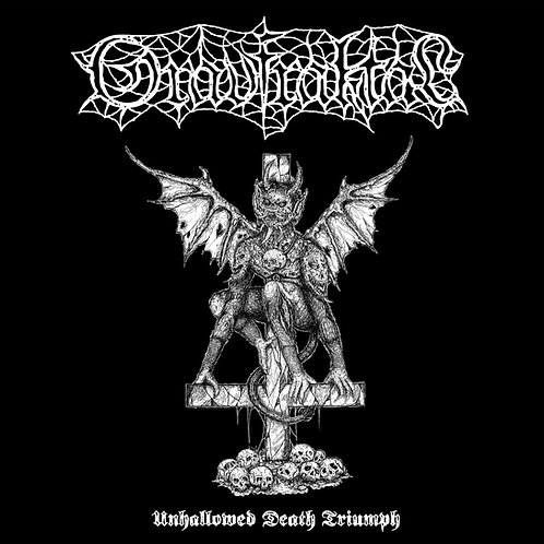 "Gravfraktal - Unhallowed Death Triumph 12"" mLP"