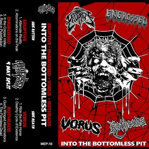 Into the Bottomless Pit - Various Artists CS