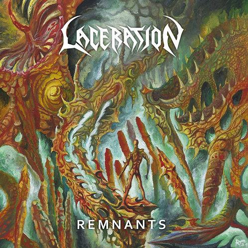 Laceration - Remnants CD