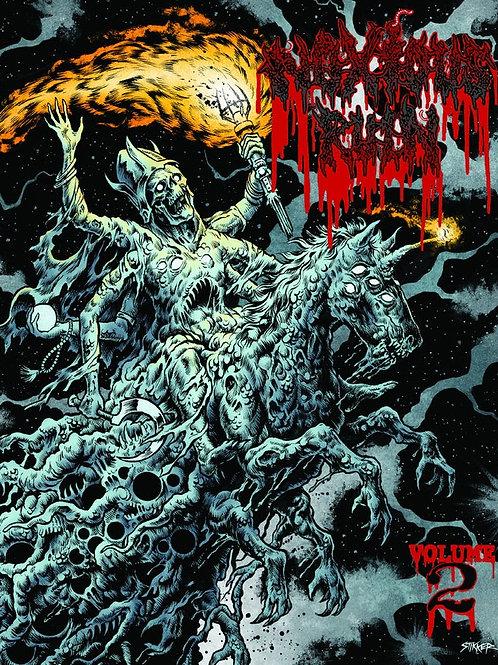 Noxious Ruin - Vol. 2 Magazine +Cassette
