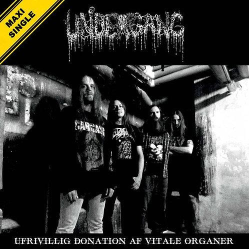 """Undergang -  Ufrivillig Donation Af Vitale Organer 12"""""""