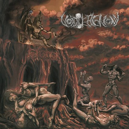 VoidCeremony - Foul Origins of Humanity mCD