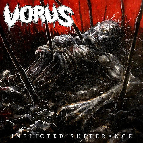 Vorus - Inflicted Sufferance CD