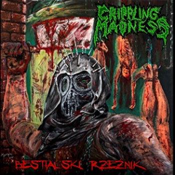 Crippling Madness - Bestialski Rzeźnik CDEP